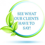 clients have to say