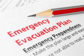 evac plan